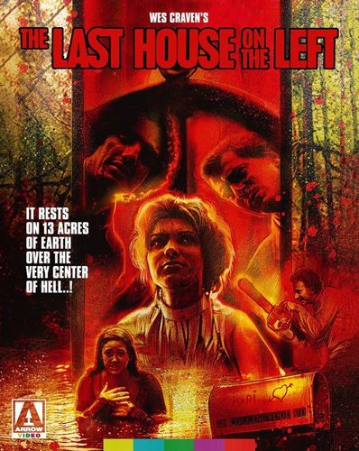 Last House on the Left [Blu-ray] [1972] 33911403