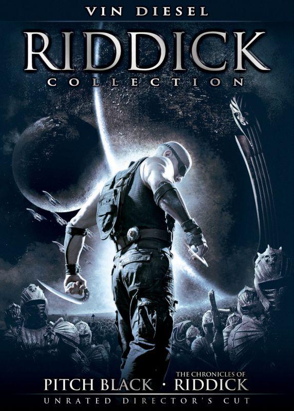 Riddick Collection [Movie Cash] [DVD] 33922742