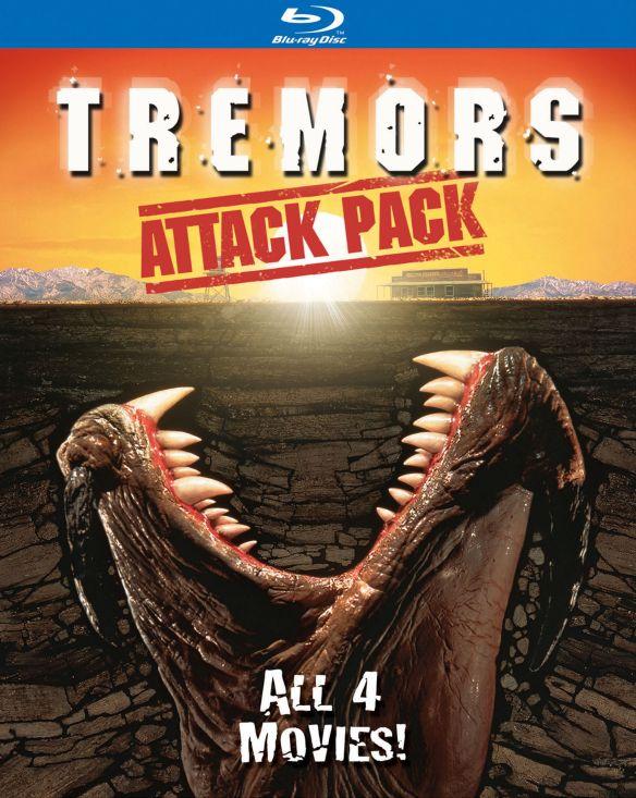 Tremors Attack Pack [Movie Money] [Blu-ray] 33922788