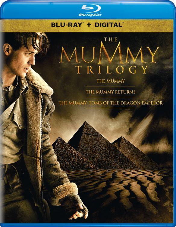 The Mummy Trilogy [Movie Cash] [Blu-ray] 33922979