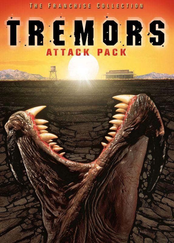 Tremors Attack Pack [Movie Money] [DVD] 33923155