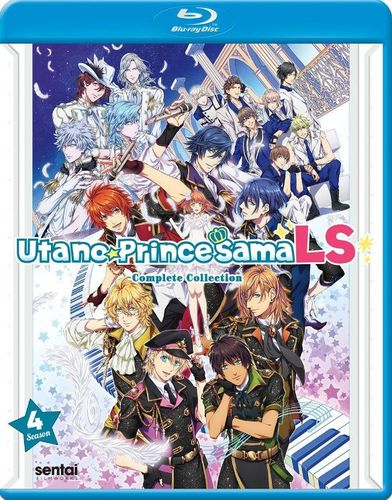 Uta No Prince Sama: Legend Star - The Complete Collection [Blu-ray] 33923723