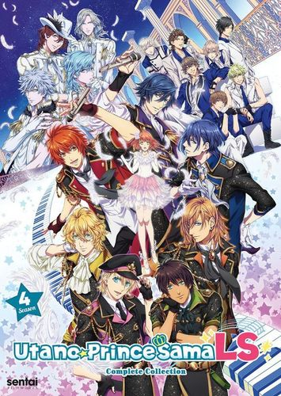 Uta No Prince Sama: Legend Star - The Complete Collection [DVD] 33923732