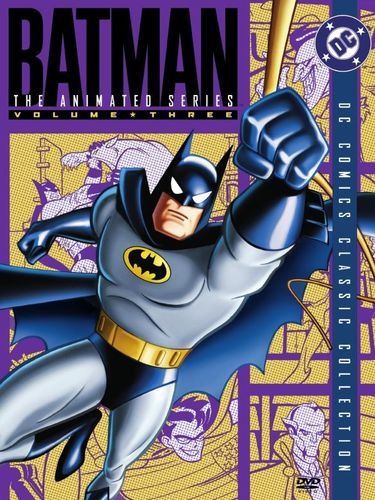 Batman: The Animated Series - Vol. 3 [DVD] 33931666
