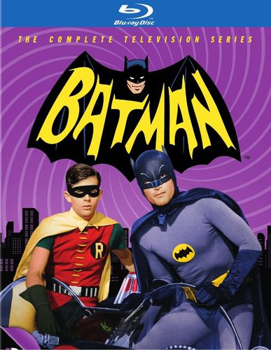 Batman: The Complete Series [Blu-ray] 33931684