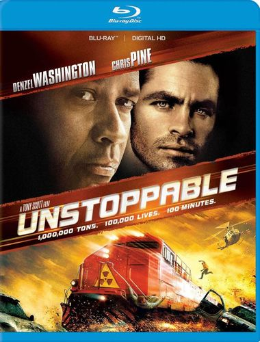 Unstoppable [Blu-ray] [2010] 3394047