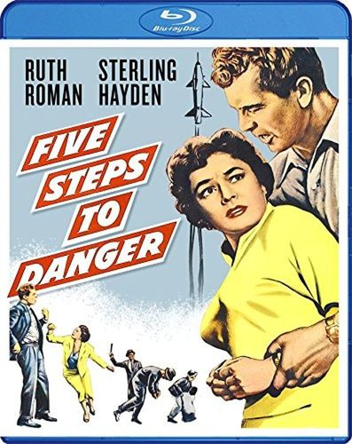Five Steps to Danger [Blu-ray] [1957] 33940727