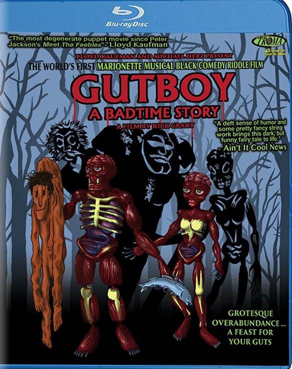 Gutboy: A Badtime Story [Blu-ray] [2015] 33941331
