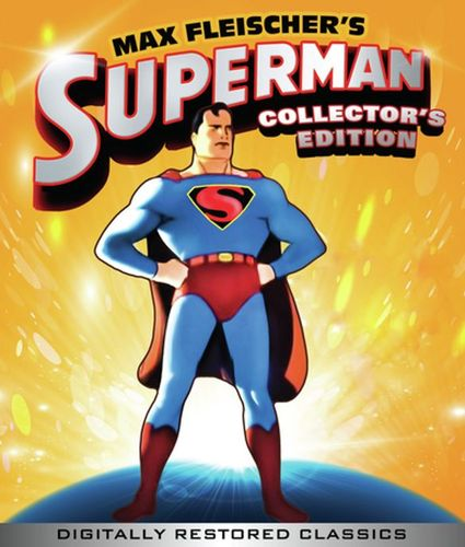 Max Fleischer's Superman: Collector's Edition [Blu-ray] 33943041