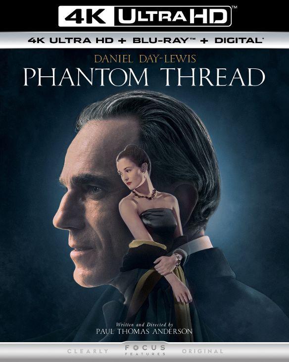 Phantom Thread [4K Ultra HD Blu-ray/Blu-ray] [2017] 33949141