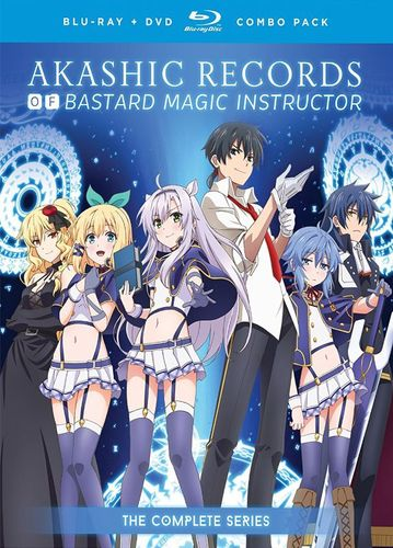 Akashic Records of Bastard Magic Instructor: The Complete Series [Blu-ray] 33954117