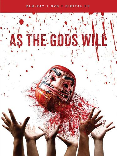 As the Gods Will [Blu-ray] [2014] 33954144