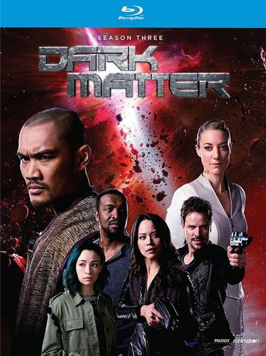 Dark Matter: Season Three [Blu-ray] 33954213