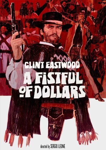 A Fistful of Dollars [DVD] [1964] 33960111