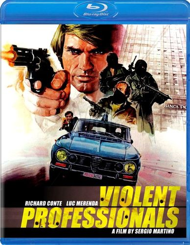 The Violent Professionals [Blu-ray] [1973] 33960148