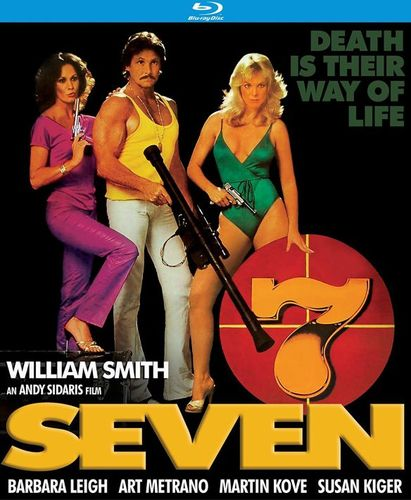 Seven [Blu-ray] [1979] 33960244