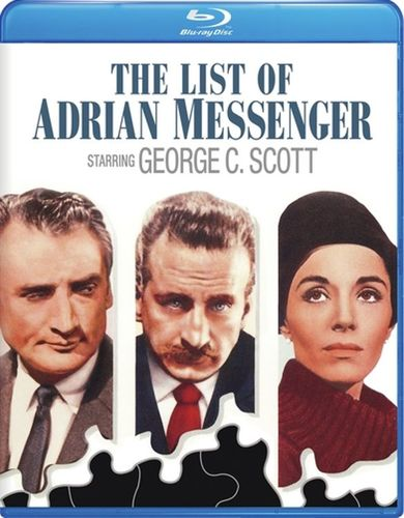 The List of Adrian Messenger [Blu-ray] [1963] 33963568