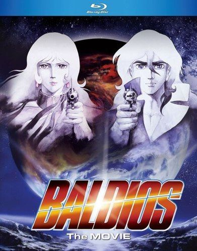 Space Warrior Baldios The Movie [Blu-ray] 33964345
