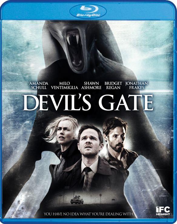 Devil's Gate [Blu-ray] [2017] 33967315