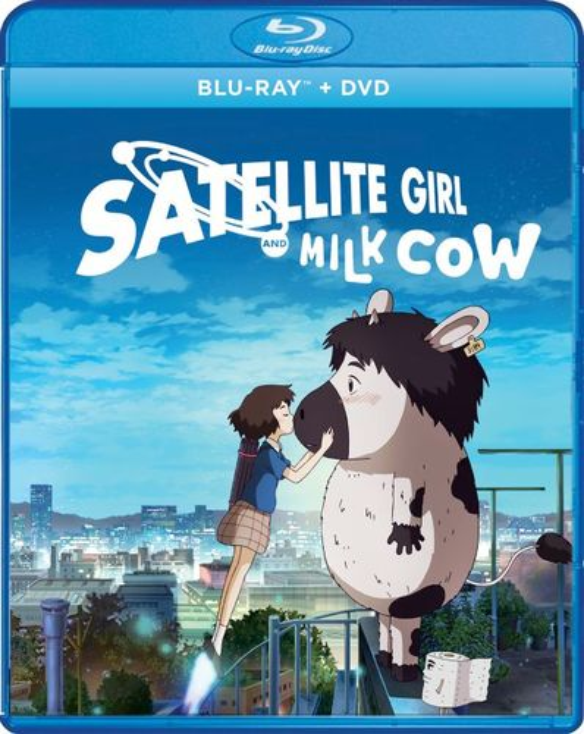 Satellite Girl and Milk Cow [Blu-ray/DVD] [2014] 33967388