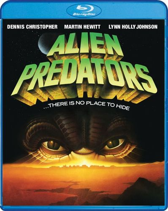 Alien Predators [Blu-ray] [1985] 33967457