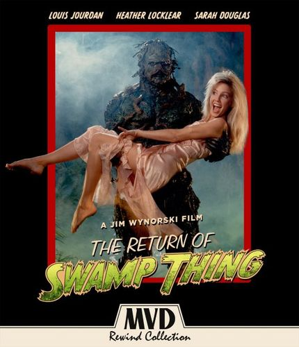 The Return of the Swamp Thing [Blu-ray] [1989] 33969368