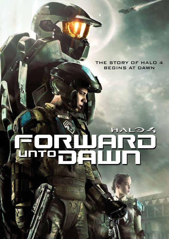 Halo 4: Forward Unto Dawn [DVD] [2012] 33971225