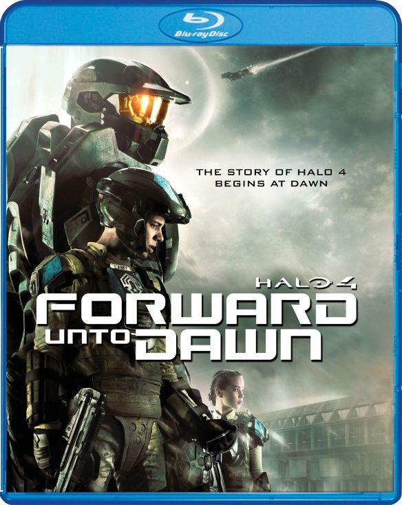 Halo 4: Forward Unto Dawn [Blu-ray] [2012] 33971234