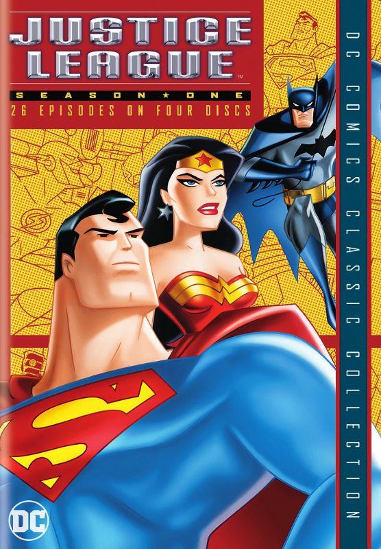 Justice League of America: Season 1 [DVD] 33973695