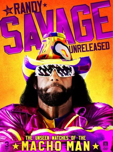WWE: Randy Savage Unreleased - The Unseen Matches of The Macho Man [DVD] 33973831