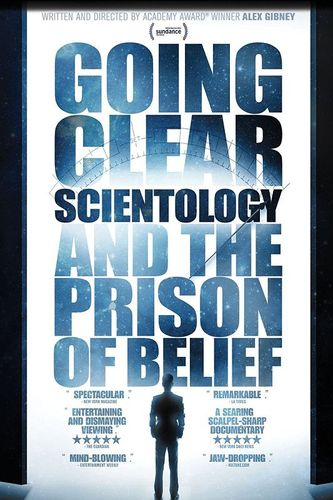 Going Clear: Scientology and the Prison of Belief [DVD] [2015] 33974549