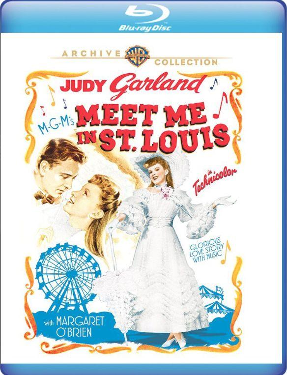 Meet Me in St. Louis [Blu-ray] [1944] 33976792