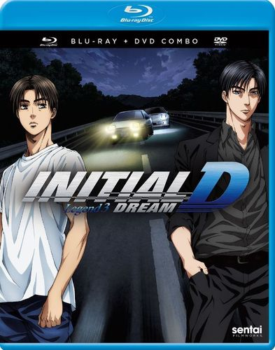 Initial D: The Movie - Legend 3 - Dream [Blu-ray] [2016] 33979437