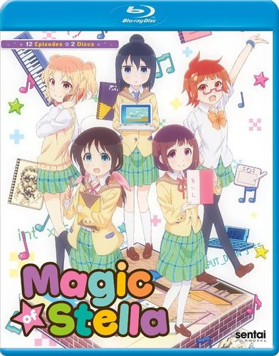 Magic of Stella: Complete Collection [Blu-ray] 33979608