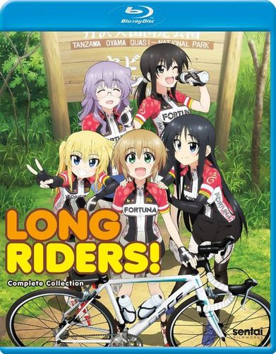 Long Riders!: Complete Collection [Blu-ray] 33979617