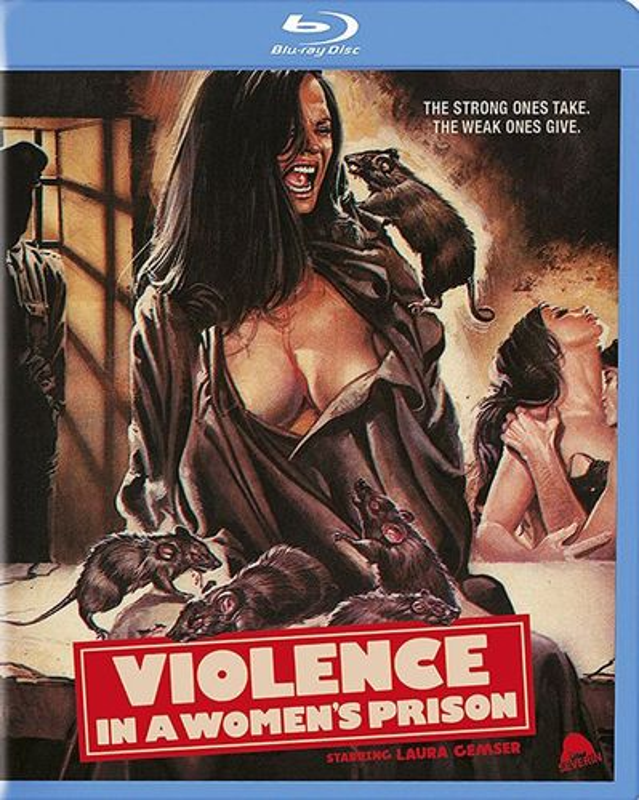 Violence in a Women's Prison [Blu-ray] [1982] 33980725