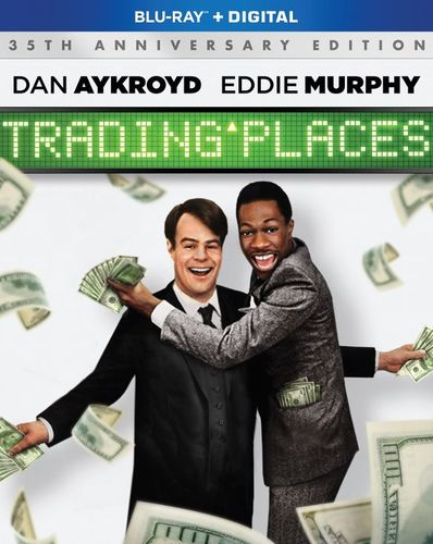 Trading Places [Blu-ray] [1983] 33982741