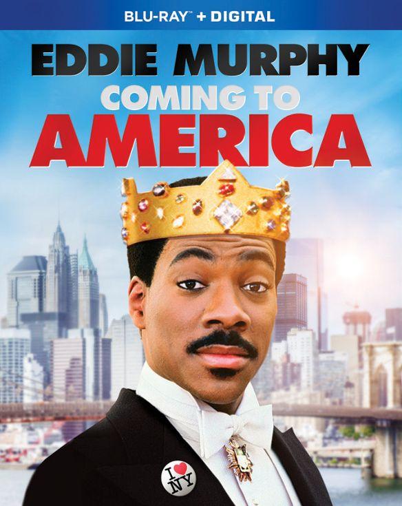 Coming to America [Blu-ray] [1988] 33982778