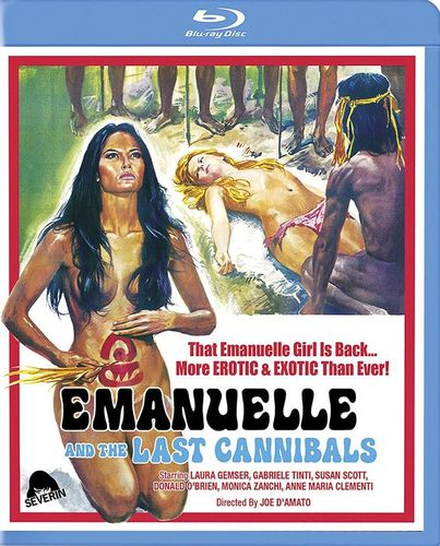 Emanuelle and the Last Cannibals [Blu-ray] [1977] 34002827