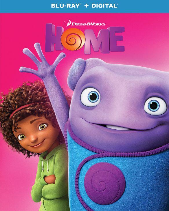 Home [Blu-ray] [2015] 34003917