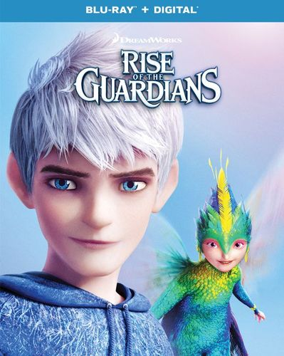 Rise of the Guardians [Blu-ray] [2012] 34004175
