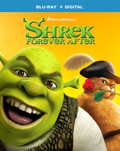 Shrek Forever After [Blu-ray] [2010] 34004217