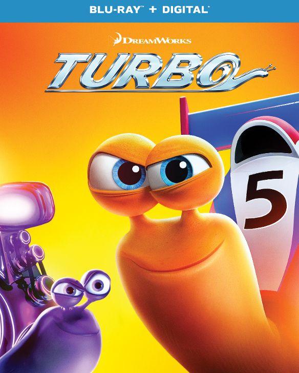 Turbo [Blu-ray] [2013] 34004244