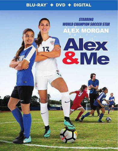 Alex and Me [Blu-ray] 34007094