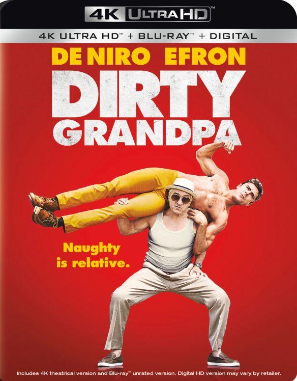 Dirty Grandpa [4K Ultra HD Blu-ray/Blu-ray] [2016] 34014144