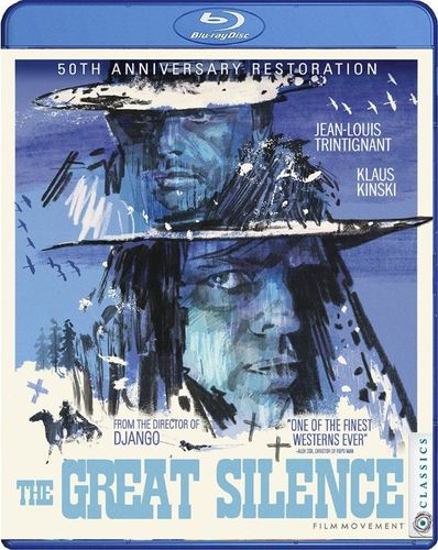 The Great Silence [Blu-ray] [1968] 34016106