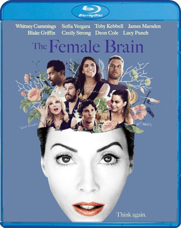 The Female Brain [Blu-ray] [2017] 34016202