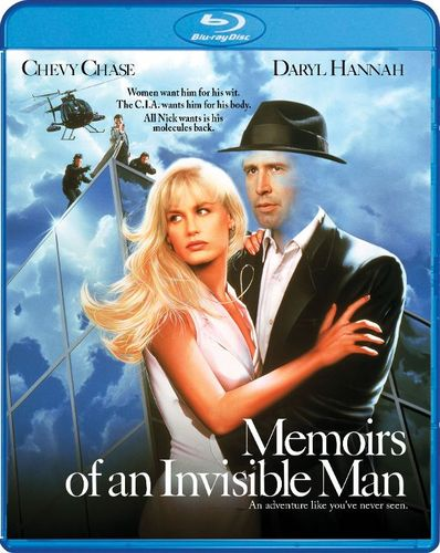 Memoirs of an Invisible Man [Blu-ray] [1992] 34016293