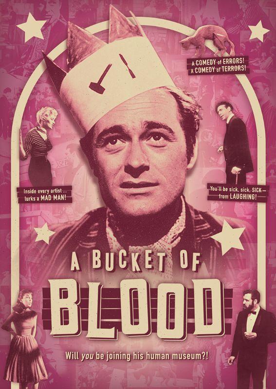 A Bucket of Blood [DVD] [1959] 34019395