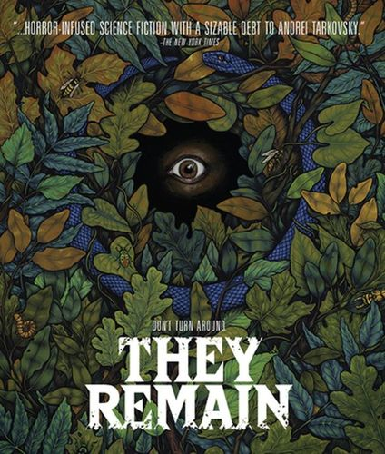 They Remain [Blu-ray] [2018] 34023247